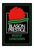 SOMAFER : Viande Bovine Label Rouge Blason Prestige